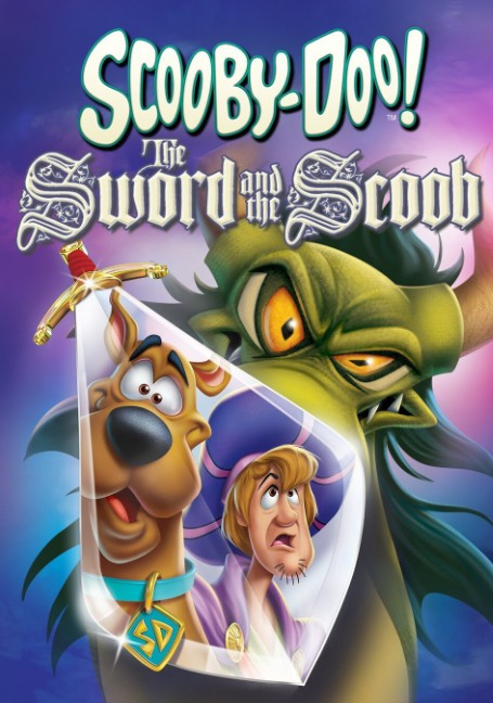 Scooby Doo! The Sword and the Scoob (2021) - ดูหนังออนไลน