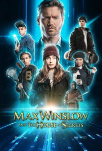 Max Winslow and the House of Secrets - ดูหนังออนไลน